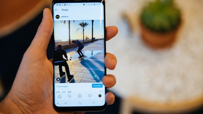How to post a video on Instagram?