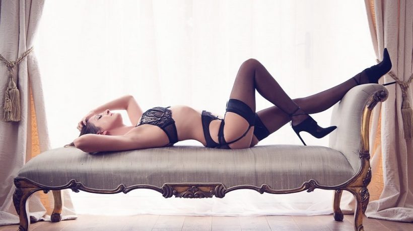What is a boudoir photoshoot?